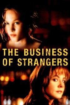 Affiche du film The Business of Strangers