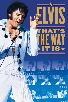 Affiche du film Elvis: That's the Way It Is