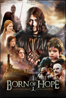 Affiche du film Born of Hope: The Ring of Barahir