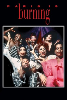Affiche du film Paris is Burning