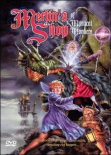 Merlin's Shop of Mystical Wonders