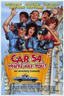 Affiche du film Car 54, Where Are You?