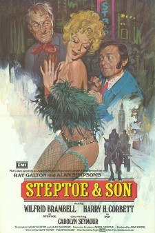 Affiche du film Steptoe and Son