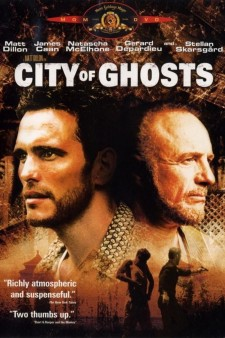 affiche du film City of Ghosts