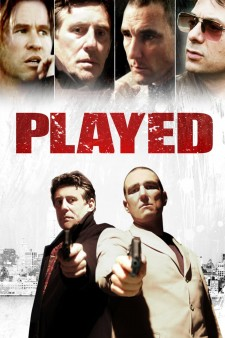 Affiche du film Played