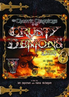 Affiche du film Chaotic Chronicles of the Crusty Demons of Dirt