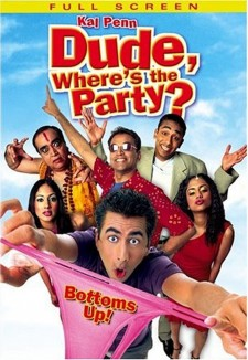 Affiche du film Where's the Party Yaar?