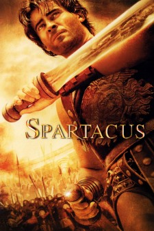 Affiche du film Spartacus: Gods of the Arena