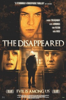Affiche du film The Disappeared