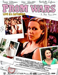 Affiche du film Prom Wars: Love Is a Battlefield
