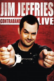 Affiche du film Jim Jefferies: Contraband