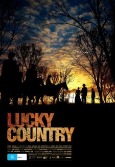 Affiche du film Lucky Country