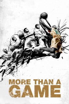 Affiche du film More Than a Game