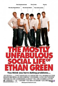 Affiche du film The Mostly Unfabulous Social Life of Ethan Green