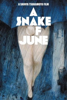 affiche du film A Snake of June