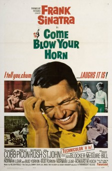 Affiche du film Come Blow Your Horn