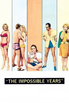 Affiche du film The Impossible Years