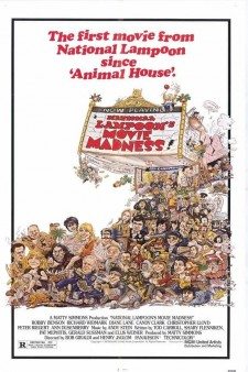 Affiche du film National Lampoon's Movie Madness