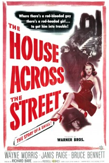 Affiche du film The House Across the Street