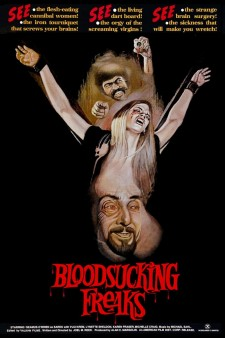 Affiche du film Bloodsucking Freaks