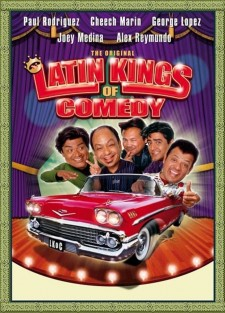 Affiche du film The Original Latin Kings of Comedy