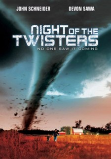 Affiche du film Night Of The Twisters