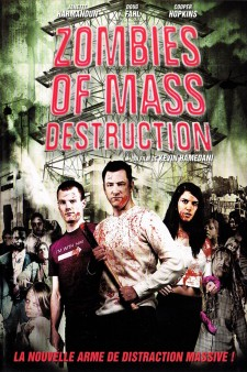 Affiche du film Zombies of Mass Destruction