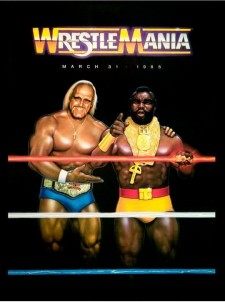 Affiche du film WWE WrestleMania