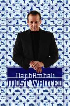 Affiche du film Najib Amhali: Most Wanted