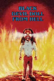 Affiche du film Black Devil Doll from Hell
