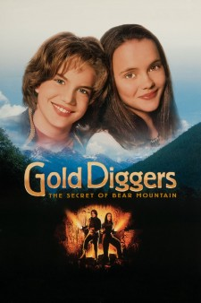 Affiche du film Gold Diggers: The Secret of Bear Mountain