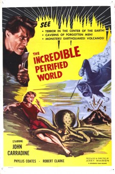 Affiche du film The Incredible Petrified World
