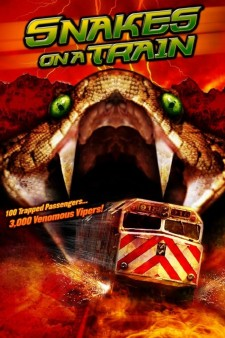 Affiche du film Snakes on a Train