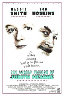 Affiche du film The Lonely Passion of Judith Hearne