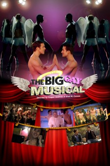 Affiche du film The Big Gay Musical