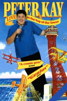 Affiche du film Peter Kay - Live at the Top of the Tower