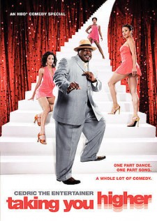 Affiche du film Cedric the Entertainer: Taking You Higher