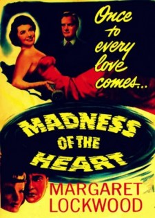 Affiche du film Madness of the Heart