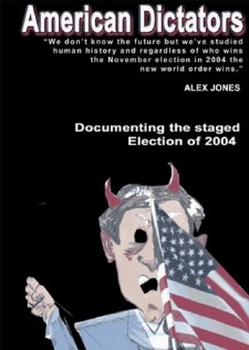 American Dictators: Staging Of The 2004 Presidential Election