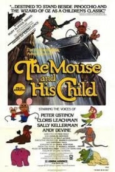 Affiche du film The Mouse and His Child