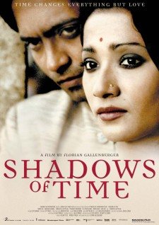 Affiche du film Shadows of Time