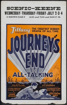 Affiche du film Journey's End