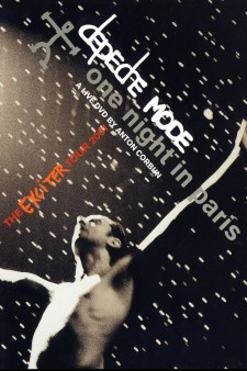Affiche du film Depeche Mode: One Night in Paris