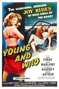 Affiche du film Young and Wild
