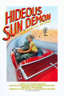 Affiche du film What's Up, Hideous Sun Demon