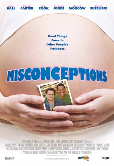 Affiche du film Misconceptions
