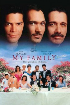 Affiche du film My Family