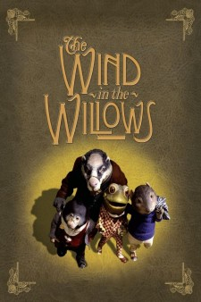 Affiche du film The Wind in the Willows