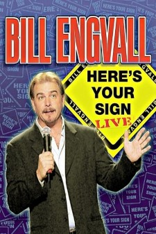 Affiche du film Bill Engvall: Here's Your Sign
