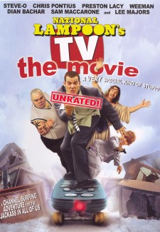 Affiche du film National Lampoon's TV: The Movie